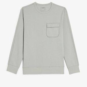 Express - Crew Neck Sweatshirt